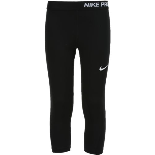 Display product reviews for Nike Girls' Pro Cool Capri Pant