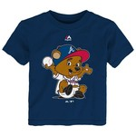 Majestic Toddlers' Atlanta Braves Baby Mascot T-shirt
