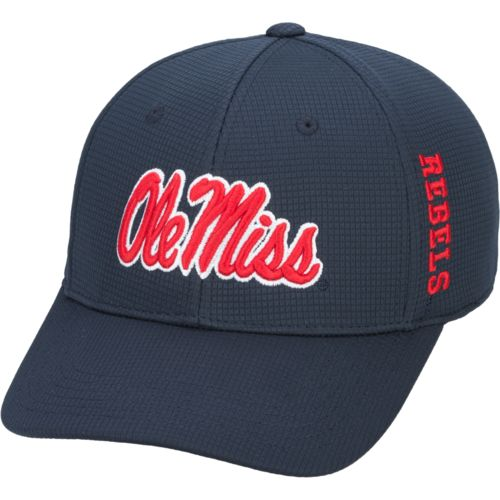 Top of the World Men's University of Mississippi Booster Plus Cap