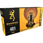 Browning Performance Target .40 S&W 180-Grain Centerfire Pistol Ammunition - view number 3