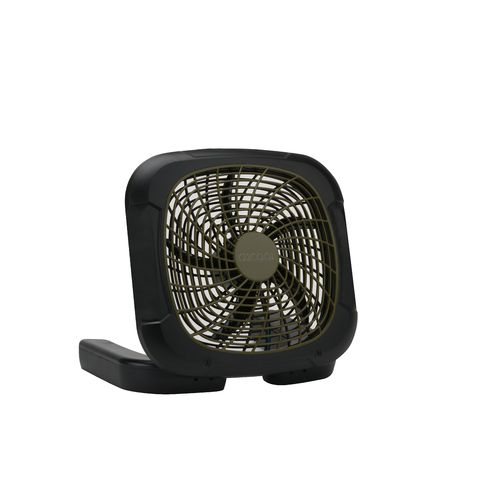 "Display product reviews for O2 COOL® 10"" Battery-Operated Camping Fan"