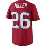 Nike Men's Houston Texans Lamar Miller #26 Player Pride T-shirt