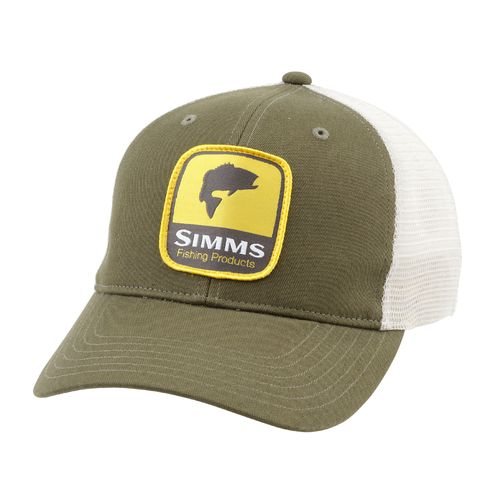 Simms® Men's Patch Trucker Cap