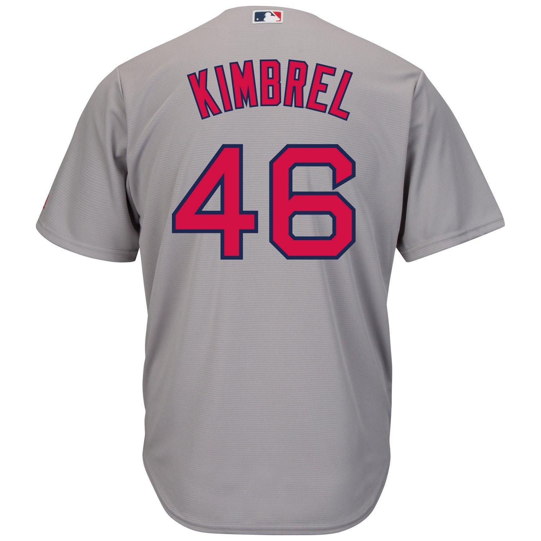 Majestic Men's Boston Red Sox Craig Kimbrel #46 Cool Base Replica Jersey