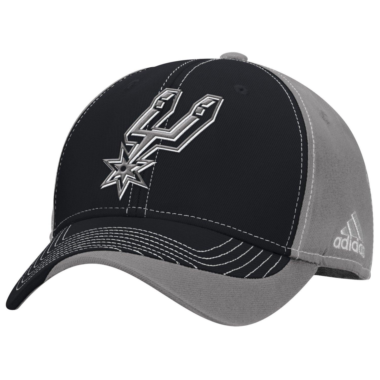 adidas™ Men's San Antonio Spurs 2-Tone Logo Cap