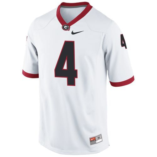 Nike Men's University of Georgia Game Jersey