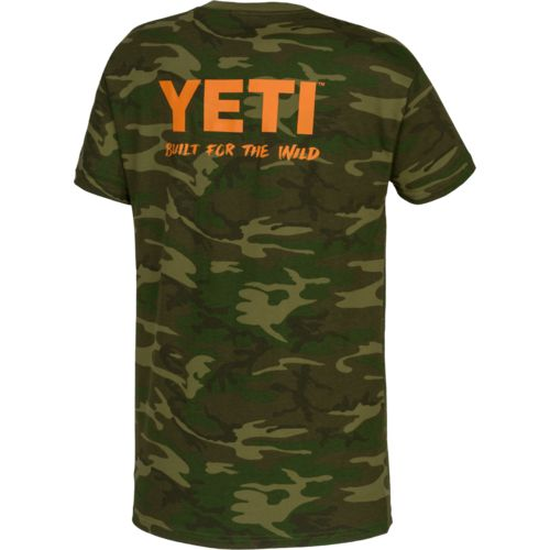 YETI Men's Short Sleeve T-shirt