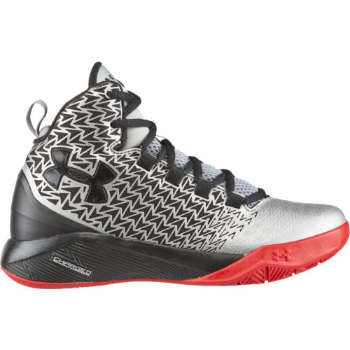 Under Armour Kids' BGS ClutchFit Drive 3 Basketball Shoes