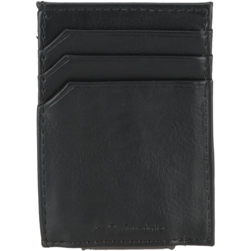 Columbia Sportswear Men's RFID Front-Pocket Wallet with Tension Clip