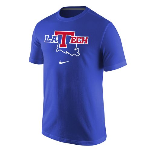 Nike™ Men's Louisiana Tech University Logo T-shirt
