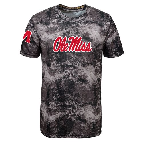 NCAA Kids' University of Mississippi Sublimated Magna T-shirt - view number 1