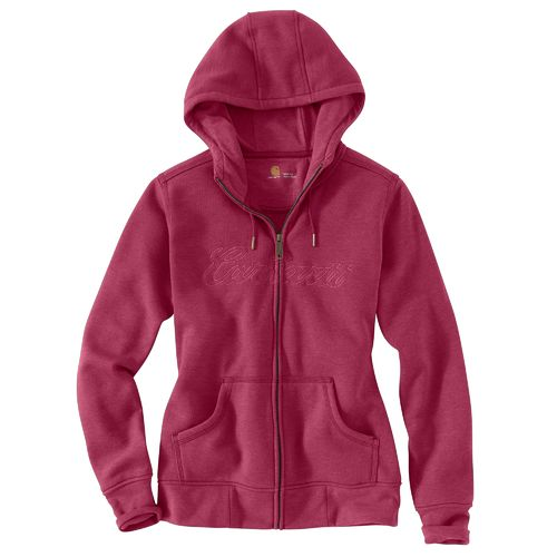 Display product reviews for Carhartt Women's Clarksburg Zip Front Sweatshirt