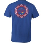 Image One Women's University of Kansas Color Me Comfort Color T-shirt