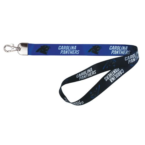 NFL Carolina Panthers Ombré Lanyard