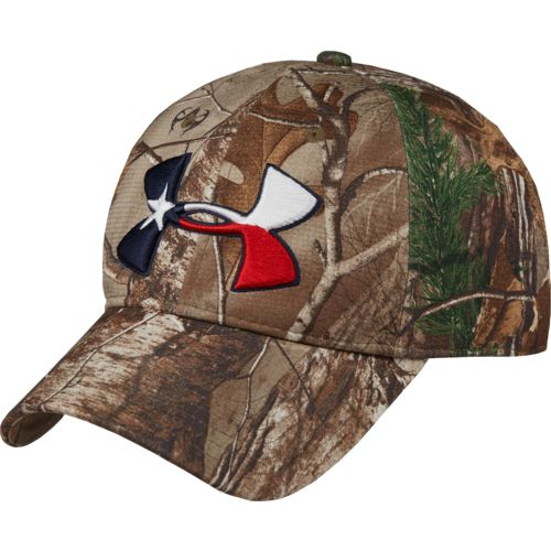 Under Armour Men's TX STR Realtree Xtra Hunting Cap