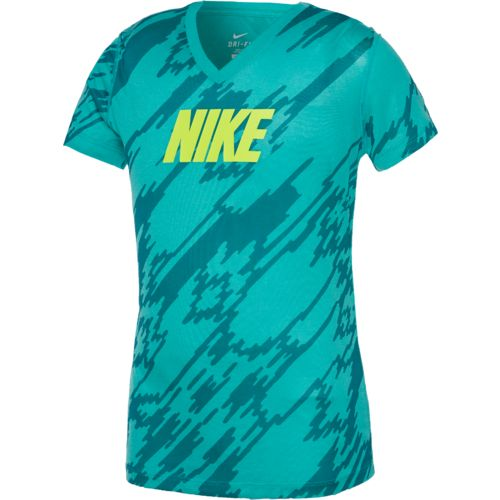 Nike Girls' Dry Overdrive Training T-shirt