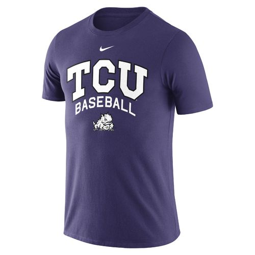 Nike Men's Texas Christian University CTN Script T-shirt