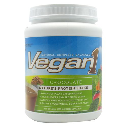 Nutrition53 Vegan1 Nature's Protein Shake