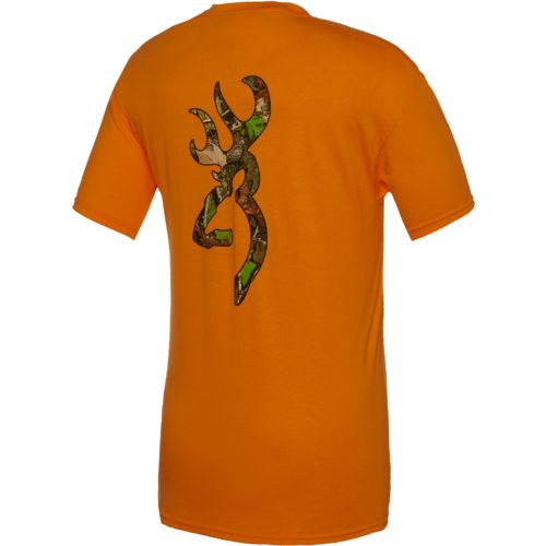 Browning™ Men's Camo Buckmark T-shirt