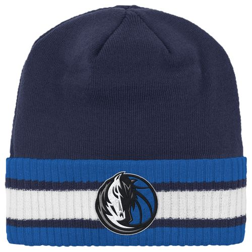 adidas™ Men's Dallas Mavericks Captain's Knit Cap