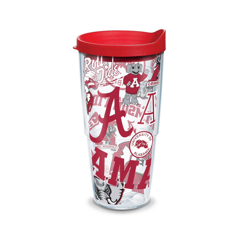 Tervis NCAA University of Alabama Allover 24 oz.