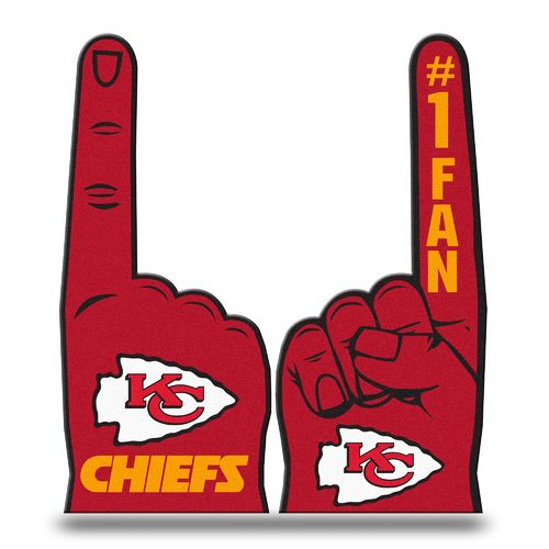 Rico Kansas City Chiefs Foam Finger