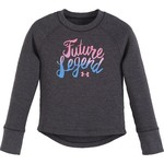 Under Armour™ Girls' Future Legend Eggo Waffle Long Sleeve Thermal T-shirt