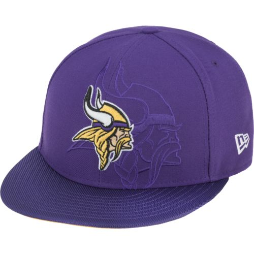 New Era Men's Minnesota Vikings NFL16 59FIFTY Cap