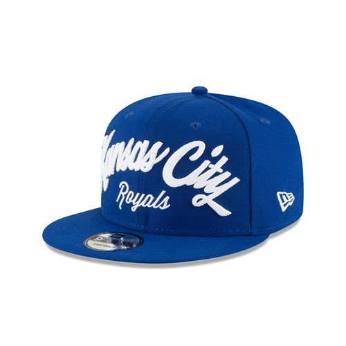 New Era Men's Kansas City Royals 9FIFTY® City Stitcher Cap