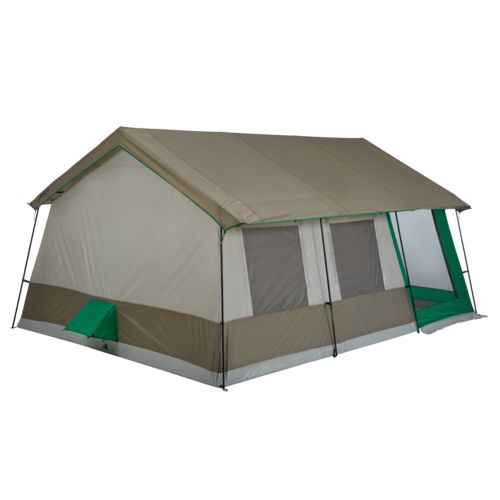 ... Magellan Outdoors Lakewood Lodge 10 Person Cabin Tent - view number 2 ...  sc 1 st  Academy Sports + Outdoors & Magellan Outdoors Lakewood Lodge 10 Person Cabin Tent | Academy