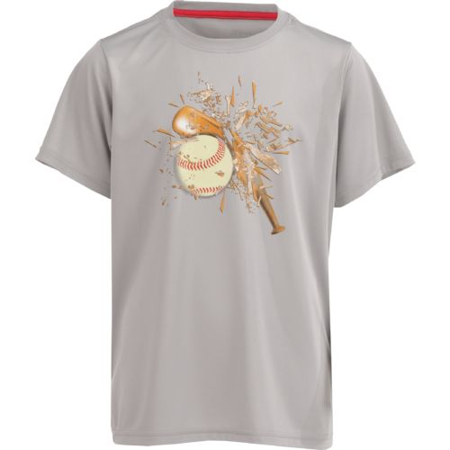 BCG Boys' Broken Bat Training T-shirt