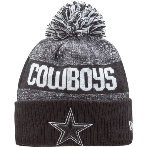 New Era Men's Dallas Cowboys Fan Gear Sport Knit Cap