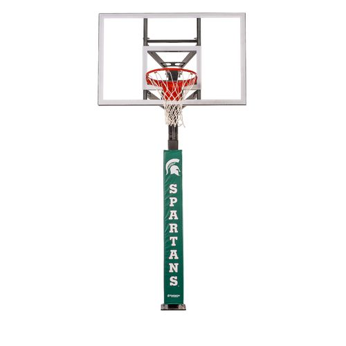 Goalsetter Michigan State University Basketball Hoop Pole Padding
