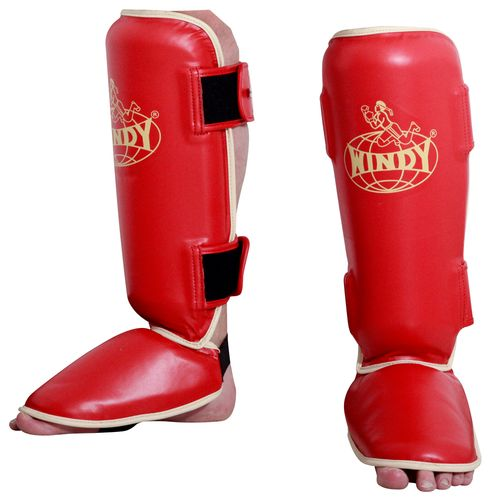 Windy Adults' Traditional Shin-Instep Guards - view number 1