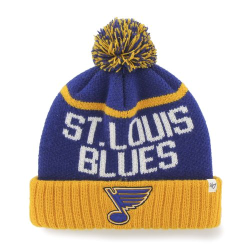 '47 St. Louis Blues Linesman Cuff Knit Cap