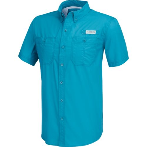 Magellan Outdoors Men's Padre Island Short Sleeve Shirt - view number 1