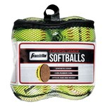 Franklin Official League Softballs 4-Pack - view number 3