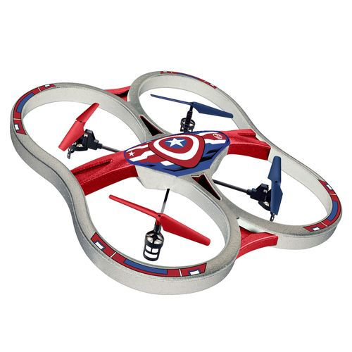 World Tech Toys Marvel Captain America 2.4 GHz 4.5 Channel Super Drone
