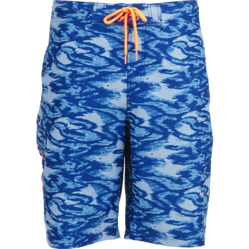 O'Rageous Men's Geo Camo True Boardshort