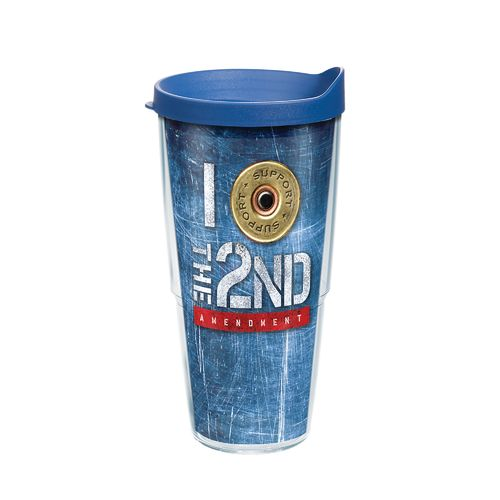 Tervis 2nd Amendment Rights 24 oz. Tumbler with Lid