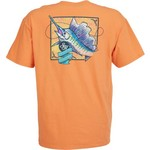 Southern Heritage Men's Rainbow Marlin T-shirt - view number 1