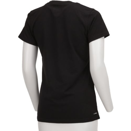 adidas Women's Badge of Sport Raw T-shirt - view number 2
