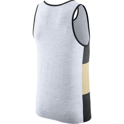 Nike™ Men's New Orleans Saints Dry Stripe Tank Top - view number 2