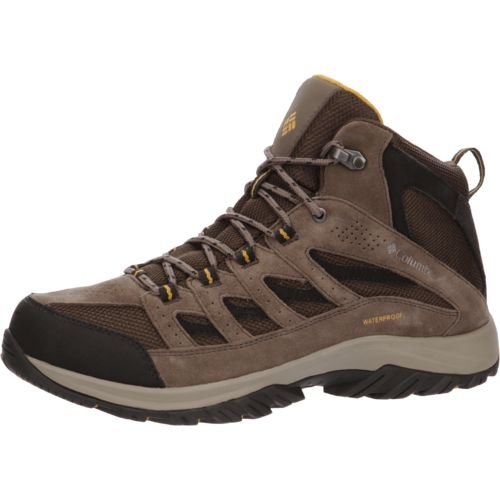 Columbia Sportswear Men's Crestwood Mid-Top Hiking Boots