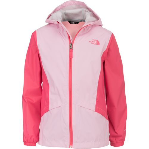 The North Face Girls' Zipline Rain Jacket - view number 1