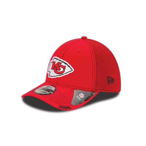 New Era Men's Kansas City Chiefs 39THIRTY Neo Kanchi Cap