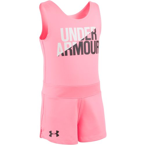 Under Armour Girls' Primo Romper - view number 1
