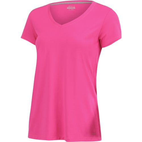 BCG Women's Technical Short Sleeve V-neck Top - view number 3