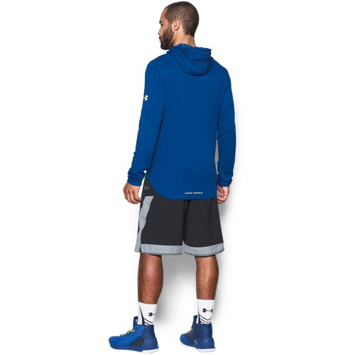 Under Armour Men's SC30 Thermal Long Sleeve Hooded Basketball Shirt - view number 4