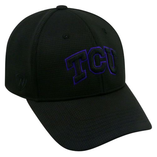 Top of the World Men's Texas Christian University Booster Plus Tonal Cap